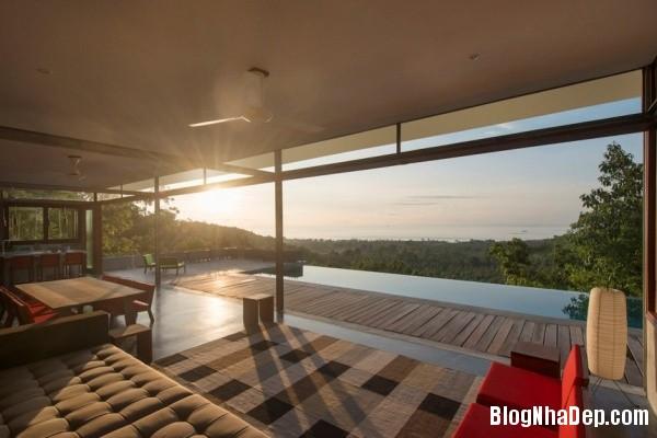 1faee19da14f2269862d485ab6adb4d1 Không gian nghỉ dưỡng trong ngôi nhà Naked House ở Thái Lan