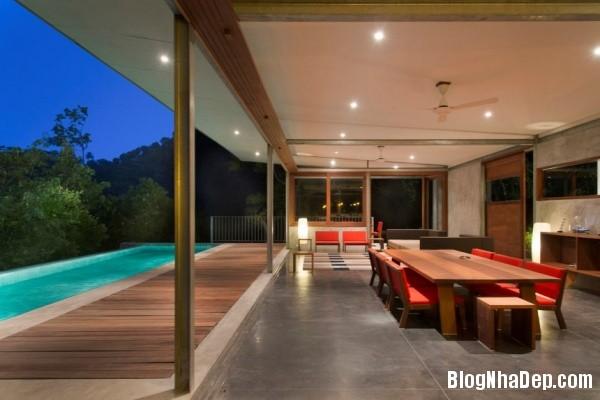 2ad23ef06e95ca349c5354c39fe46299 Không gian nghỉ dưỡng trong ngôi nhà Naked House ở Thái Lan