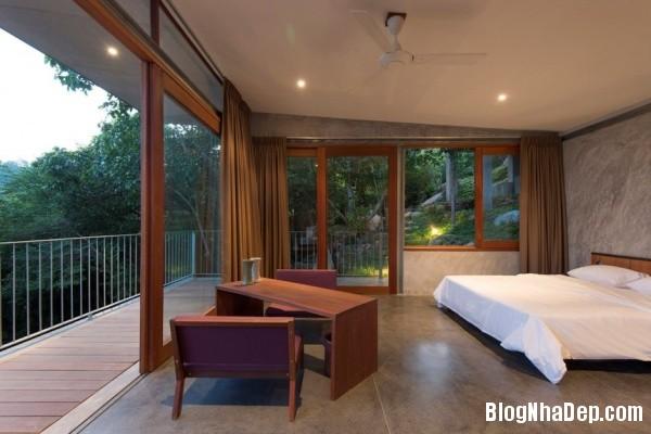 2d07da50c643edd2b3cde5e80d09069a Không gian nghỉ dưỡng trong ngôi nhà Naked House ở Thái Lan