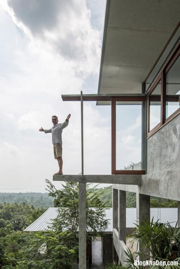 477daa194f22150d66649a4f1c4b8055 Không gian nghỉ dưỡng trong ngôi nhà Naked House ở Thái Lan