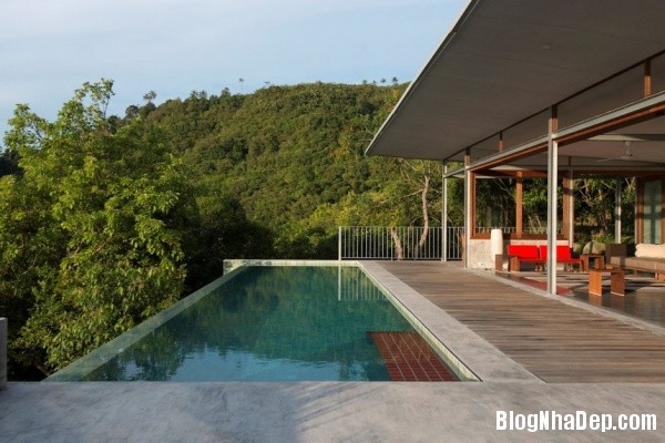 50344b3f4046f6c13b158b5ab401a6fb Không gian nghỉ dưỡng trong ngôi nhà Naked House ở Thái Lan