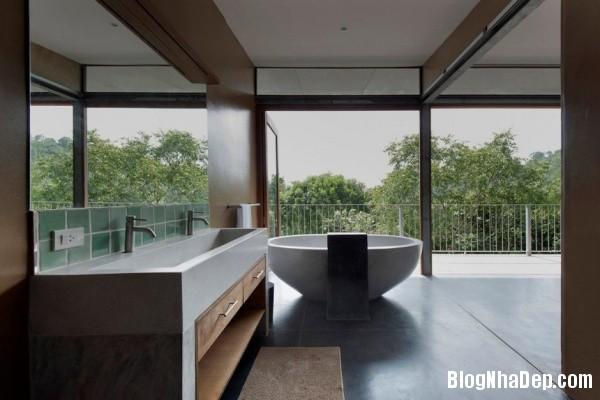 5113c53a41a03700a40293e4cb80b7ec Không gian nghỉ dưỡng trong ngôi nhà Naked House ở Thái Lan