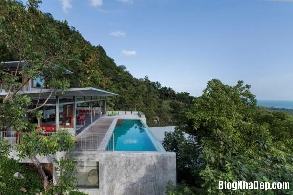 52710275d73ba49ea72e95234e776f8a Không gian nghỉ dưỡng trong ngôi nhà Naked House ở Thái Lan