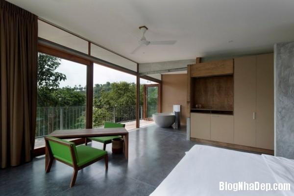 5bb274f3d7f5c276b0be2f0f20877a28 Không gian nghỉ dưỡng trong ngôi nhà Naked House ở Thái Lan
