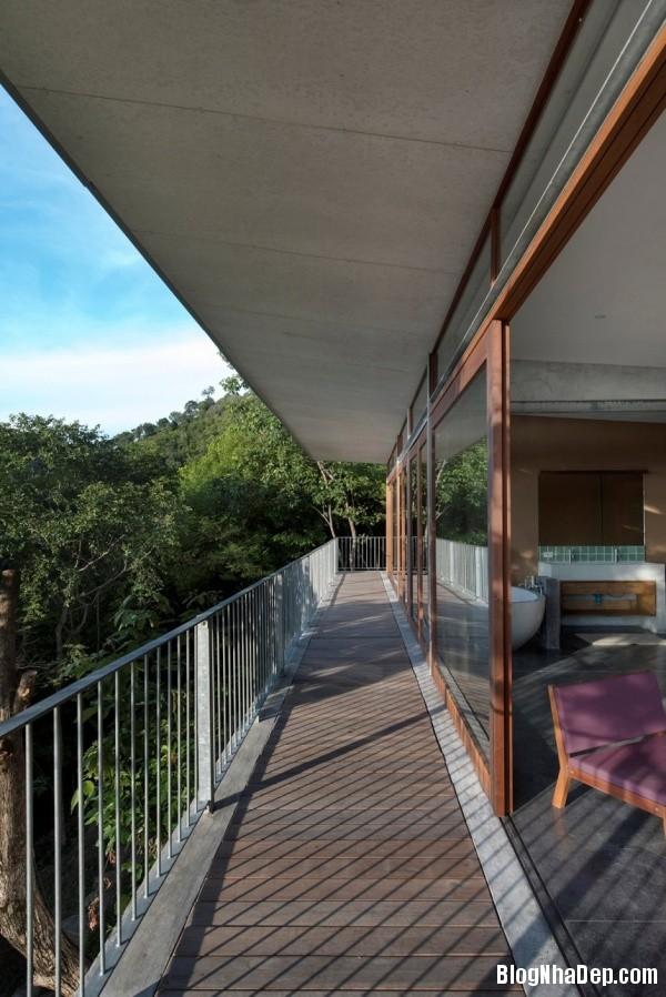 603dfde1c06b1b280d473bb79a915d42 Không gian nghỉ dưỡng trong ngôi nhà Naked House ở Thái Lan
