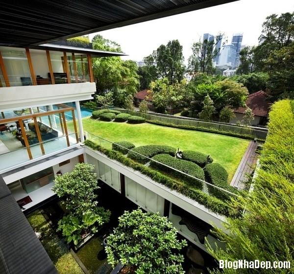 62c1aa5be17df4cd3f272e4dea636399 Ngôi nhà 2 tầng sang trọng ở Singapore
