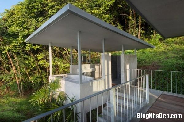 65214c40f86339918b3350c967772f4f Không gian nghỉ dưỡng trong ngôi nhà Naked House ở Thái Lan