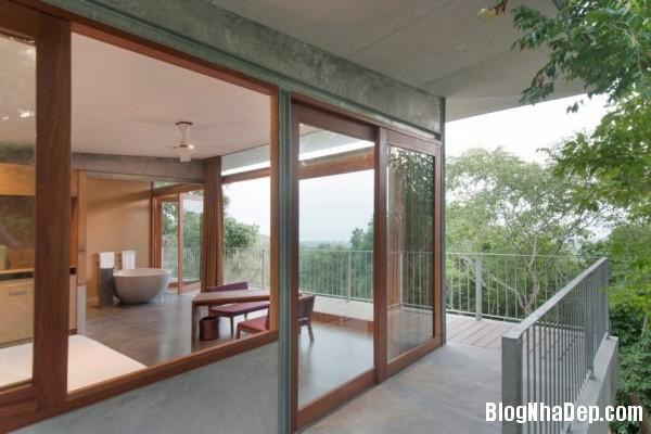 7770eca46c56c5754a709b3a771d46d2 Không gian nghỉ dưỡng trong ngôi nhà Naked House ở Thái Lan