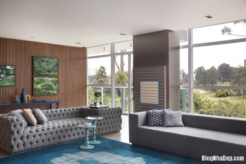 VD House 02 850x566 Biệt thự nhà vườn với tầm view cực đẹp