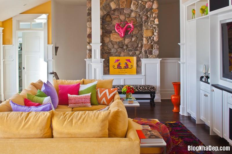 a2 1380535612 Chọn tông màu vàng cho nội thất nhà ở