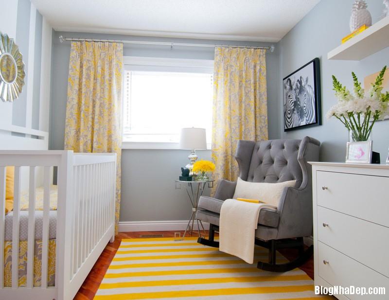 a9 1380535760 Chọn tông màu vàng cho nội thất nhà ở