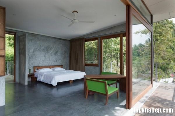 c3600a618bb756436dfcf591c1c67703 Không gian nghỉ dưỡng trong ngôi nhà Naked House ở Thái Lan