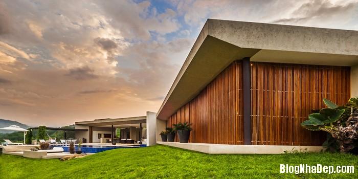 colombia181213 11 Ngôi nhà dung hòa giữa nội thất và ngoại thất