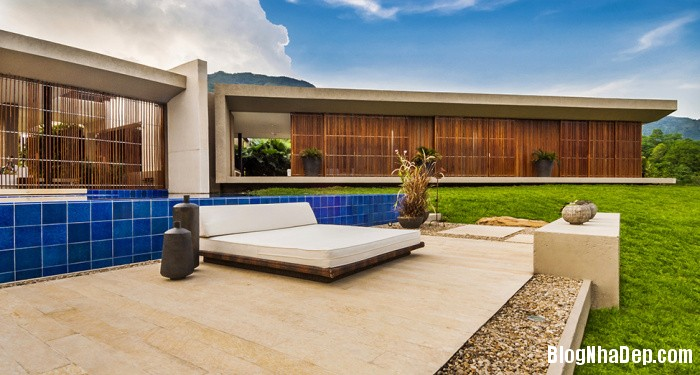 colombia181213 12 Ngôi nhà dung hòa giữa nội thất và ngoại thất