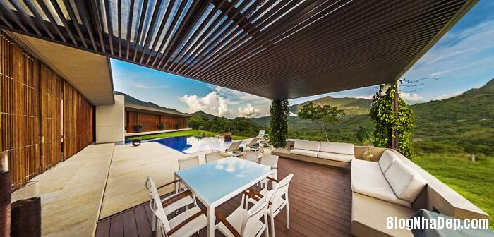 colombia181213 7 Ngôi nhà dung hòa giữa nội thất và ngoại thất