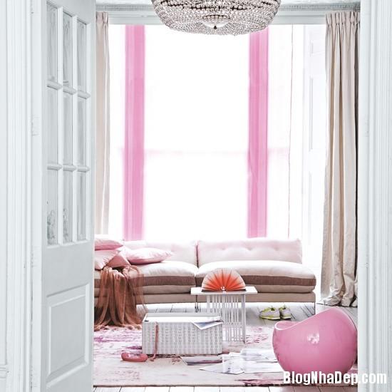 hong 1 1366122184 Nhẹ nhàng nữ tính với gam hồng