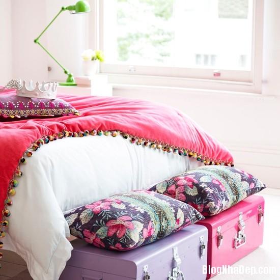 hong 10 1366122760 Nhẹ nhàng nữ tính với gam hồng