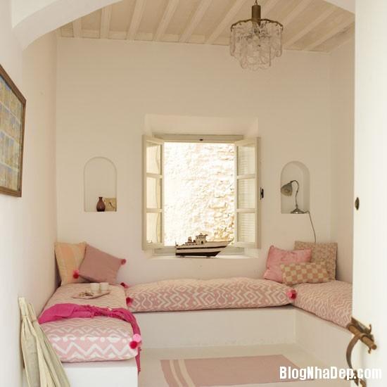 hong 3 1366122238 Nhẹ nhàng nữ tính với gam hồng