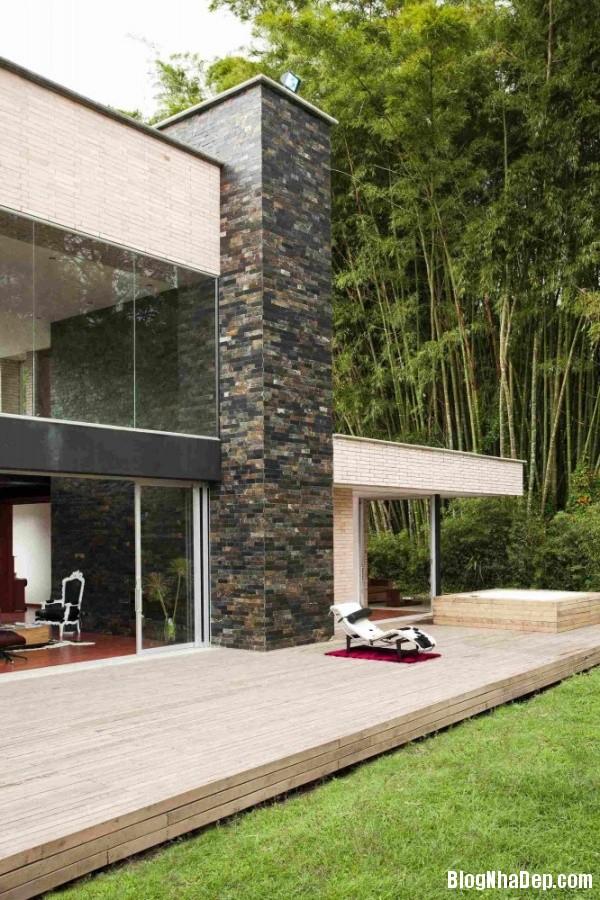 0ba5829913a14b36d05404a1cc9cd571 Ngôi nhà mang tên Olaya xinh đẹp do KTS David Ramirez thiết kế