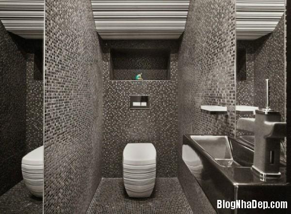 254e4d03393c481f7bd335a03a57ccdb Ngôi nhà sinh động với họa tiết trang trí và không gian mang đậm chất retro