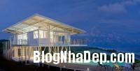 371620 a Ngôi nhà với kiến trúc tối giản này ẩn mình giữa thiên nhiên hùng vĩ, xanh mát