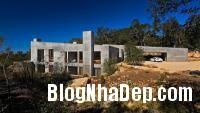 372747 a Ngôi nhà với kiến trúc độc đáo nằm giữa thiên nhiên hùng vĩ của vùng Toro Canyon, California