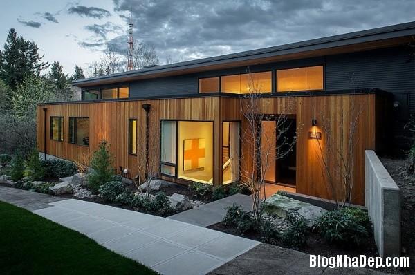 3c79c7dfb6039948c4b394acf3e3fb41 Ngôi nhà gỗ sang trọng nằm bên sườn đồi Portland Hills