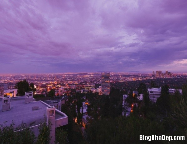 537c869b8bbaea25d50e5099dbfbbf4f Ngôi nhà xanh Green Greenberg với kiến trúc sang trọng nằm tại Los Angeles, California