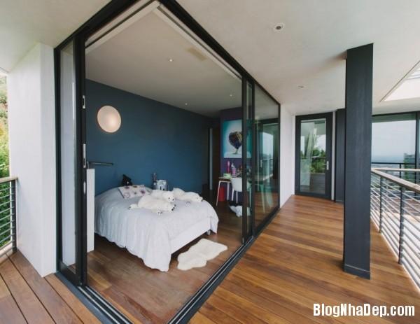 7e98b67005d3af3e75a63cb4989058e3 Ngôi nhà xanh Green Greenberg với kiến trúc sang trọng nằm tại Los Angeles, California