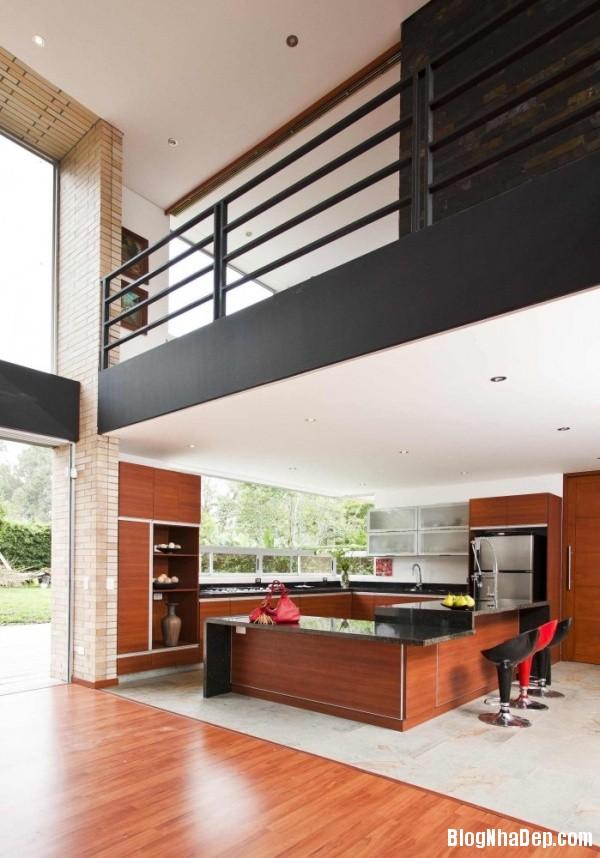 8f42135412a49a311ab16c0ad794ec5e Ngôi nhà mang tên Olaya xinh đẹp do KTS David Ramirez thiết kế