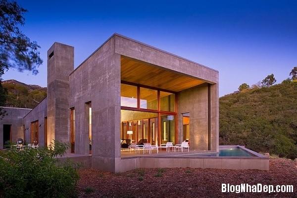 ad3dadf648c15a8e9024f9b506ecface Ngôi nhà với kiến trúc độc đáo nằm giữa thiên nhiên hùng vĩ của vùng Toro Canyon, California