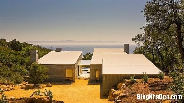 dd2ac3d35dfc0f8b2235917d84375f1f Ngôi nhà với kiến trúc độc đáo nằm giữa thiên nhiên hùng vĩ của vùng Toro Canyon, California