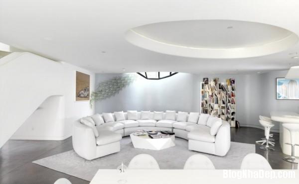 e93d91300549f09c34439fbd58dcc71c Ngôi nhà xanh Green Greenberg với kiến trúc sang trọng nằm tại Los Angeles, California