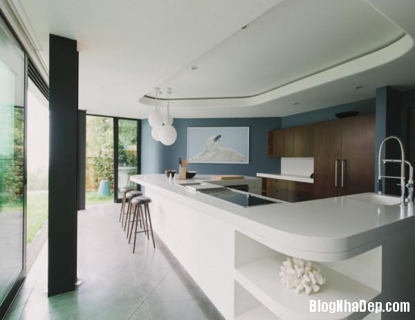 f260b4b727bf97681a9aee614225d0c1 Ngôi nhà xanh Green Greenberg với kiến trúc sang trọng nằm tại Los Angeles, California