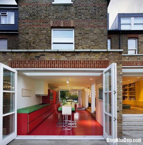 042cb10c0d72b21f12eee32931adbdee Ngôi nhà tràn ngập sắc màu do Andy Martin Associates thiết kế