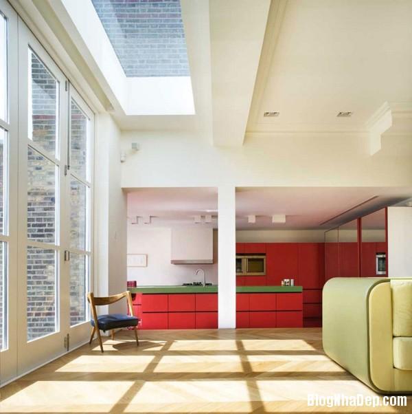 0df09a9974b8989744506284d98ed8c5 Ngôi nhà tràn ngập sắc màu do Andy Martin Associates thiết kế