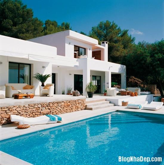 210b4c44794503f45e9e91f65a2cca6a Ngôi nhà  ấn tượng Blanco de Ibiza mang phong cách Địa Trung Hải phóng khoáng