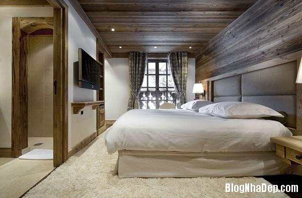 2fadd2ae63561559b9b076d801845601 Ngôi nhà gỗ ấm áp trên đỉnh Alps tuyết trắng