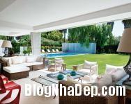 368442 a Ngôi nhà xinh đẹp mix tông màu tươi sáng cùng với nội thất gỗ