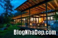 368639 a Ngôi nhà gỗ thoáng mát tiện nghi nằm giữa rừng
