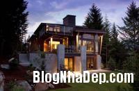 368897 a Ngôi nhà hiện đại Compass Pointe nằm giữa vùng rừng xanh tại Whister, Canada