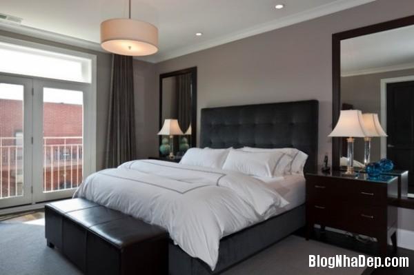 3b4e465adf1f8b944955b8803fd1e86b Bức tường màu đen cá tính trong phòng ngủ