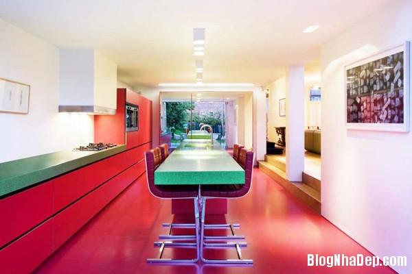 6851deccba848c5ce6d1d5e7c53d97d4 Ngôi nhà tràn ngập sắc màu do Andy Martin Associates thiết kế