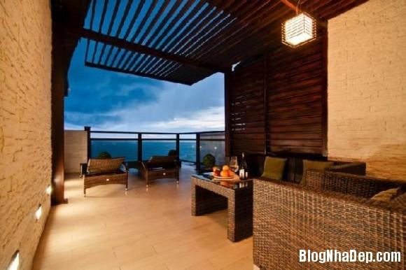 9ecd230a34162cd4c4a2a0145f4a7718 Ngôi nhà hướng biển sang trọng mang phong cách như một resort