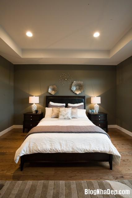 a43bf66872b28ce4e8f264e885dc119b Bức tường màu đen cá tính trong phòng ngủ