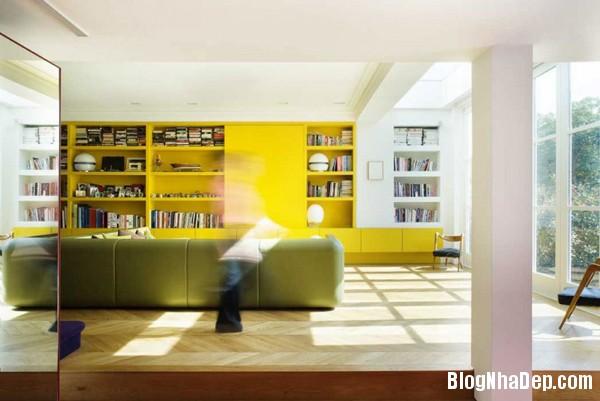 b3e7867958d99467270d0593025d3b73 Ngôi nhà tràn ngập sắc màu do Andy Martin Associates thiết kế