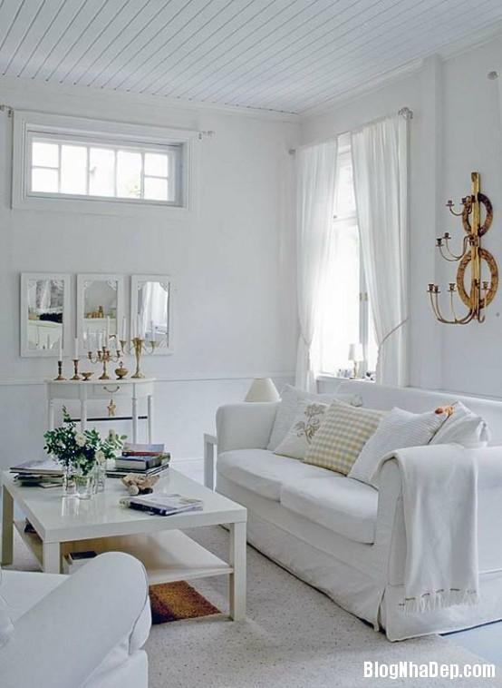 b8c92ae4bd8b49e38a24bcc2426f13b5 Trang trí phòng khách đẹp với gam màu trắng