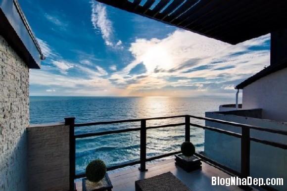 cf1e2ed130ad621f6f4c11a6e2ad49f0 Ngôi nhà hướng biển sang trọng mang phong cách như một resort