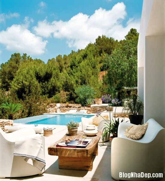 d4c8ab219809d5dc0a96b4ff03c17f59 Ngôi nhà  ấn tượng Blanco de Ibiza mang phong cách Địa Trung Hải phóng khoáng