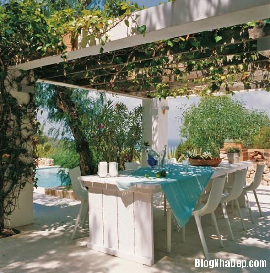 e48760ecb402caada7897b90f9187a67 Ngôi nhà  ấn tượng Blanco de Ibiza mang phong cách Địa Trung Hải phóng khoáng